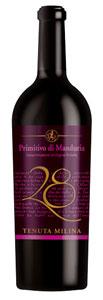 PRIMITIVO DI MANDURIA – TENUTA MILINA 28